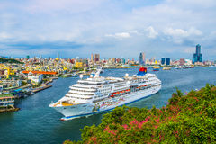 Kaohsiung - Taiwan Royalty Free Stock Photography