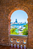 Kaohsiung - Taiwan. The British came here in 1879 on the construction of consulates, mainly for entertaining guests at the time, has now become a major tourist Royalty Free Stock Photos