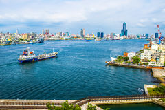 Kaohsiung - Taiwan Cijin Royalty Free Stock Photography