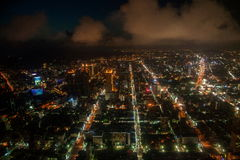 Kaohsiung, Taiwan Nights Stock Photo