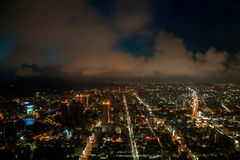Kaohsiung, Taiwan Nights Stock Photography