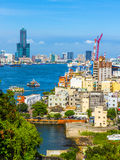 Kaohsiung - Taiwan Stock Photo