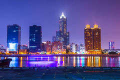 Kaohsiung. Taiwan's second largest city - Kaohsiung Royalty Free Stock Image