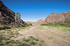 Kaokoland game reserve in Namibia Stock Photography