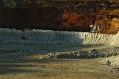 Kaolin Mine 3 Stock Image