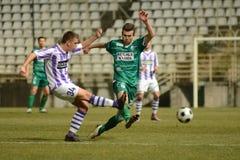 Kaosvar - Ujpest Soccer Game