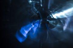 Kaotisk bakgrund med radiella riktningar Arkivfoto