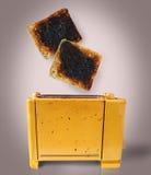Kaotisk Toaster royaltyfri bild
