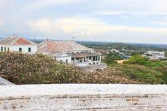 Kaowanggezichtspunt in Thailand Stock Fotografie