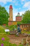 Kap Arkona Στοκ φωτογραφίες με δικαίωμα ελεύθερης χρήσης