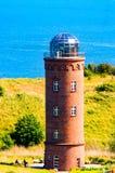 Kap Arkona no mar Báltico 4 Fotos de Stock