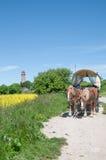 Kap Arkona,Ruegen Island,baltic Sea,Germany Stock Photo