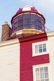 Kap Bonavista-Leuchtturm, Neufundland lizenzfreie stockfotografie