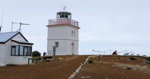 Kap Borda-Leuchtturm in der K?nguru-Insel, Australien 4K stock footage