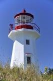 Kap Gaspe-Leuchtturm, Stockbilder