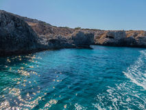 Kap Greco, Zypern Stockfotografie