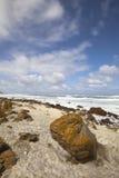 Kap-Halbinselküstenlinie, Südafrika Lizenzfreies Stockbild