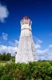 Kap Jourimain-Leuchtturm, New-Brunswick stockbild