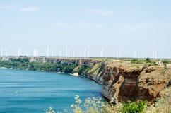 Kap Kaliakra Lizenzfreies Stockfoto