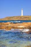Kap Leeuwin-Leuchtturm stockfotos