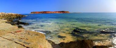 Kap Leveque nahe Broome, West-Australien stockbilder