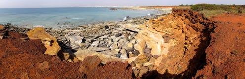 Kap Leveque nahe Broome, West-Australien lizenzfreie stockbilder