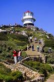 Kap-Punkt-Leuchtturm Lizenzfreie Stockfotografie