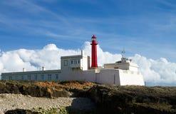 Kap Raso-Leuchtturm Lizenzfreie Stockfotos
