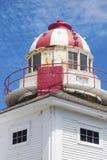 Kap-Stangen-alter Leuchtturm stockbild