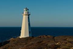Kap-Stangen-Leuchtturm lizenzfreie stockfotos