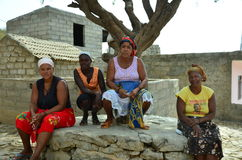 Kap Verde Royaltyfri Foto