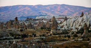 kapadokian skały obraz stock