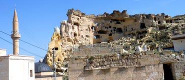Kapadokya Capadoccia architecture Royalty Free Stock Image