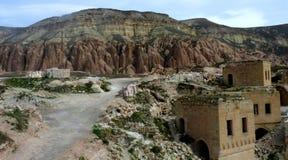 Kapadokya Capadoccia architecture Stock Photos
