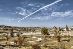 Kapadokya Turkiet Royaltyfria Bilder