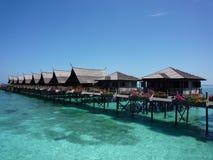 Kapalai Resort stock photography