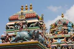 Kapaleeshwarar Tempel stockfotografie