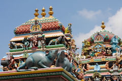 Kapaleeshwarar temple Stock Photography