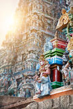 Kapaleeshwarar Temple in Chennai Stock Photo