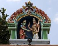 Kapaleeswarar temple in Chennai Royalty Free Stock Photos