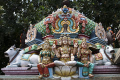 Kapaleeswarar temple in Chennai Stock Photography
