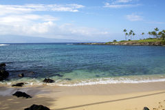 Kapalua Bay Scenic Stock Photography