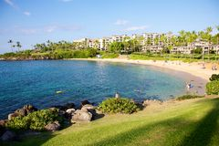 Kapalua Maui Stock Photos
