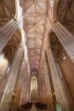 Kapel in het Klooster van Batalha Royalty-vrije Stock Foto's