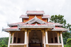 Kapel Shan Style Royalty-vrije Stock Afbeelding
