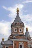 Kapel van Alexander Nevsky in Yaroslavl, Rusland Stock Afbeelding