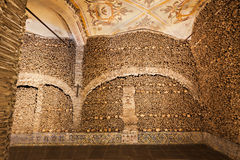 Kapel van Beenderen royalty-vrije stock afbeelding