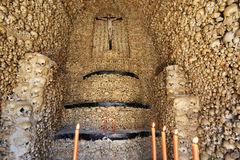 Kapel van Beenderen Stock Afbeelding