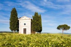 Kapel van Onze Dame van Vitaleta Stock Foto's