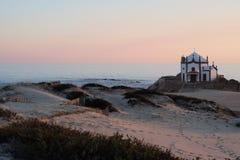 Kapel van Senhor DA Pedra Royalty-vrije Stock Afbeelding
